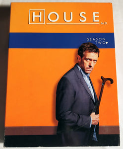 House Season 2 DVD Box Set