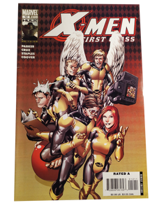 X-MEN First Class #12