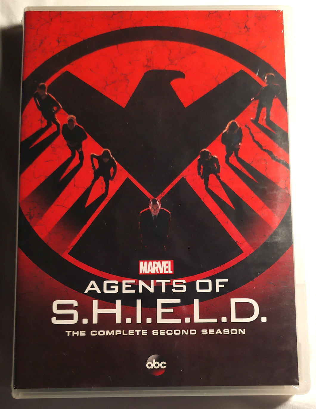 Marvels Agents Of SHIELD Season 2 (Factory Sealed!)
