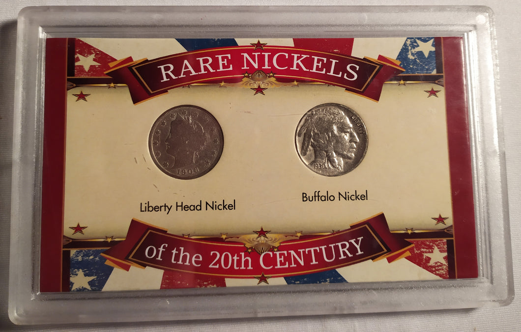 Rare Nickels of the 20th Century
