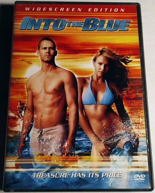 Into the Blue - Widescreen Edition