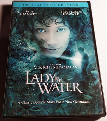 Lady in the Water - Full-Screen Edition