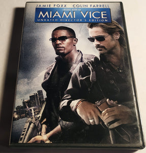 Miami Vice - Unrated Director's Edition