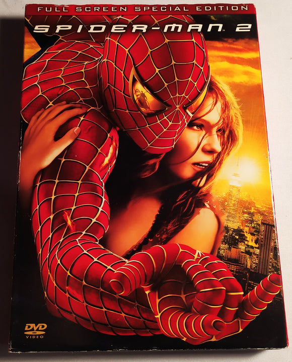 Spider-Man 2 - Full Screen Special Edition