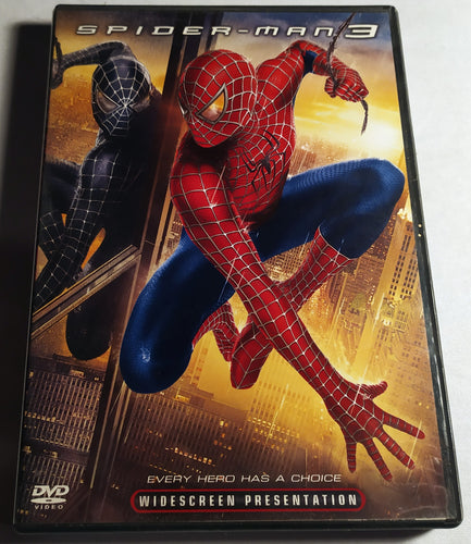 Spider-Man 3 - Widescreen Presentation