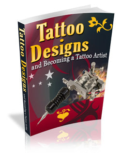 Tattoo Designs and Becoming A Tattoo Artist