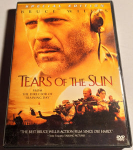 Tears of the Sun - Special Edition