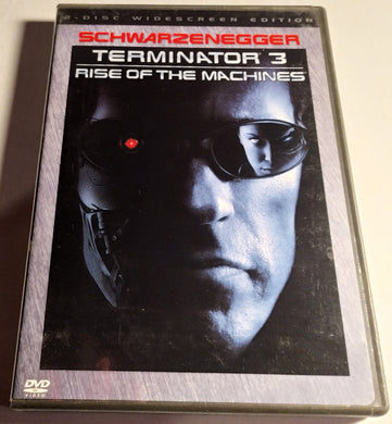 Terminator 3: Rise of the Machines - 2-Disc Widescreen Edition