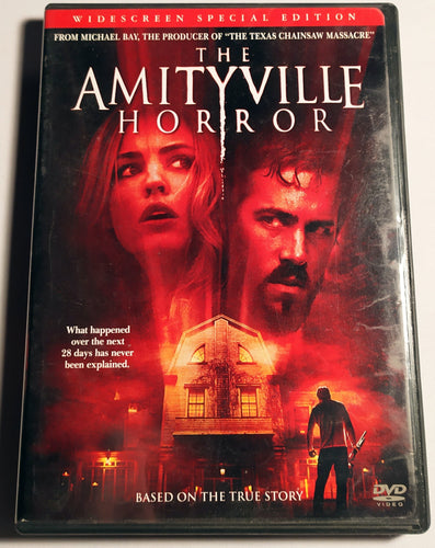 The Amityville Horror - Widescreen Special Edition