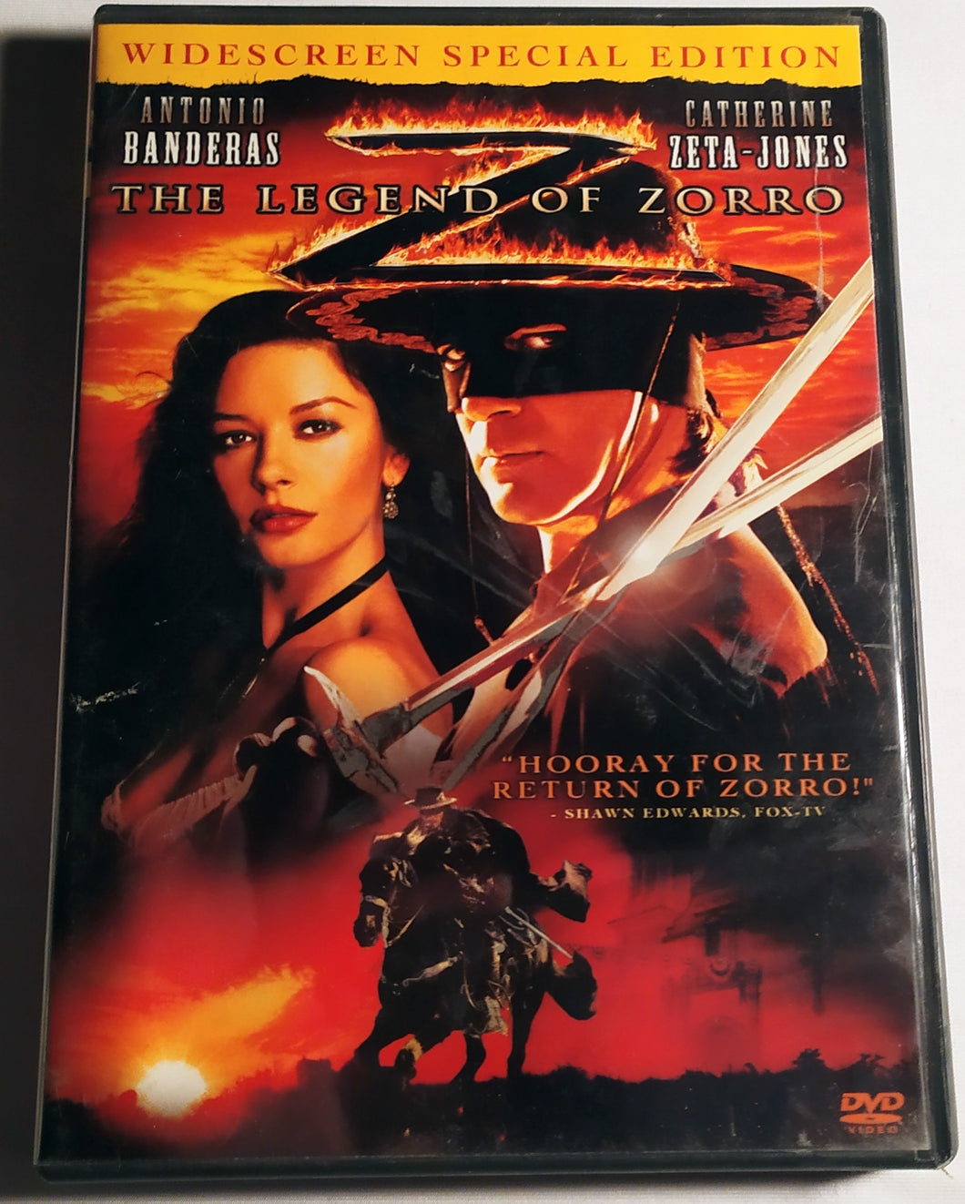 The Legend of Zorro - Widescreen Special Edition