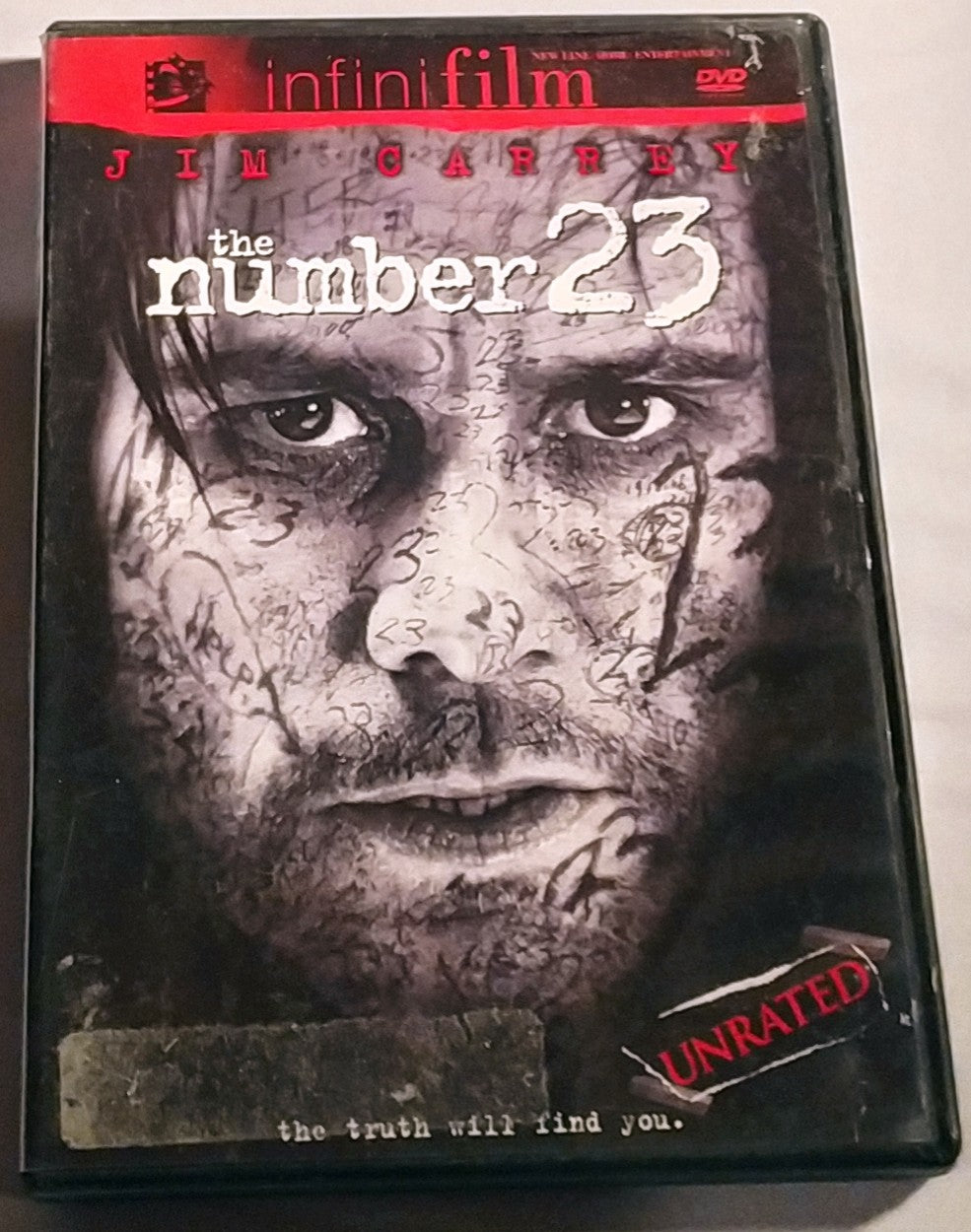 The Number 23 - Unrated