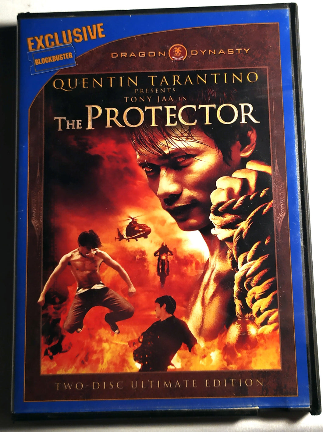 The Protector - Dragon Dynasty (Blockbuster Exclusive Ultimate Edition)