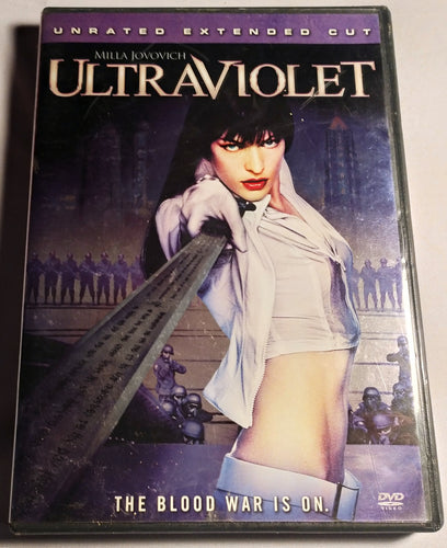 Ultraviolet - Unrated Extended Cut