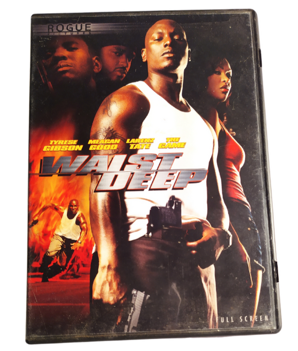 Waist Deep - Full Screen DVD