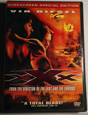 XXX - Widescreen Special Edition