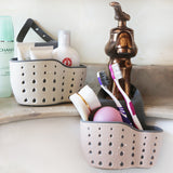 Sink Storage Bucket - Great For Sponges and Soap, or even Toothbrushes!