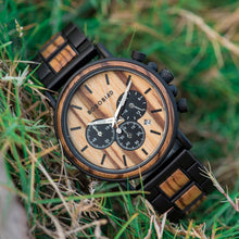 Load image into Gallery viewer, Stylish Men's Watch With Chronograph!