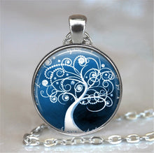 Load image into Gallery viewer, Abstract Trees Pendant Collection - High Quality and Beautiful!