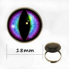 Load image into Gallery viewer, Dragons Eye Pendant Necklace