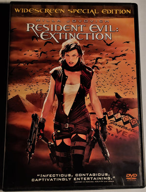 RESIDENT EVIL: EXTINCTION - Widescreen Special Edition