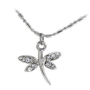 Dragonfly Charm Anklet