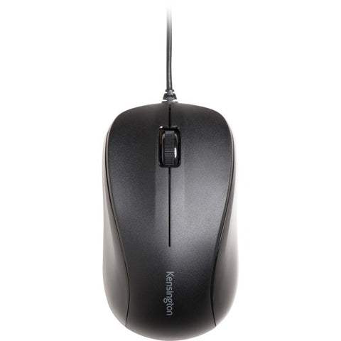 ACCO Brands Corporation Wired USB Mouse for Life - Black