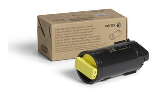Xerox VersaLink C605 Extra High Capacity Yellow Toner Cartridge (16800 Yield)