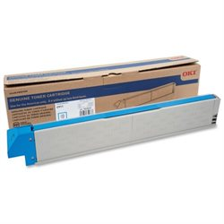 OKI Data OKI Cyan Toner Cartridge (24000 Yield)