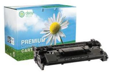 daisyeco #932XL Black 1000 Page High Yield Inkjet Ctg for HP Officejet 6100 6600 6700