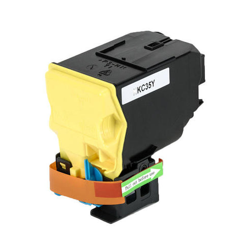 Konica Minolta Yellow Toner Cartridge (4600 Yield)