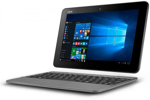 ASUS Computer International TRANSFORMER BOOK, GRAY,TOUCH SCREEN,10.1INCH IPS WXGA (1280X800)