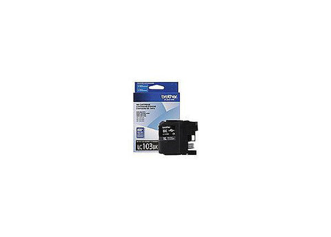 Brother High Yield Black Ink Cartridge (600 Yield)