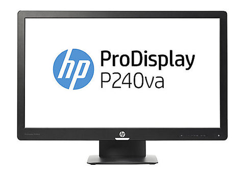 HP ProDisplay P240va 23.8-inch Monitor