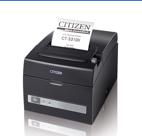 Citizen Thermal POS, CT-S310II, USB & SER, BK