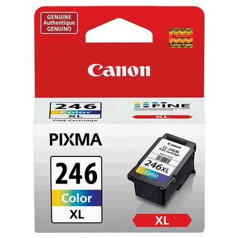 Canon, Inc (CL-246XL) High Yield Color Ink Cartridge (300 Yield)