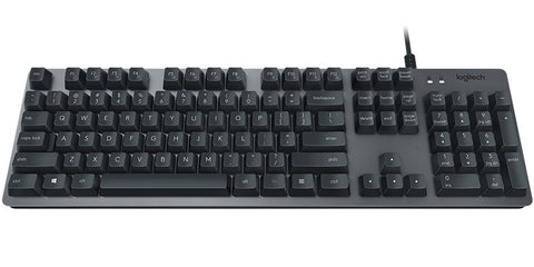 Logitech  K840 MECHANICAL CORDED KEYBOARD