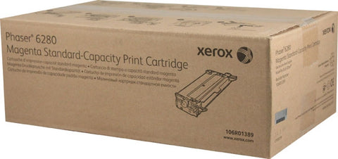 Xerox Phaser 6280 Magenta Toner Cartridge (2200 Yield)