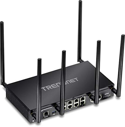 TREND AC3000 Tri-Band Wireless Router