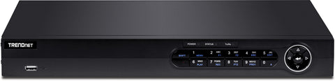 TREND 8-CHANNEL 1080P HD POE+NVR