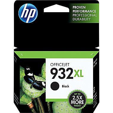 HP 932XL (CN053AN) High Yield Black Original Ink Cartridge (1000 Yield)