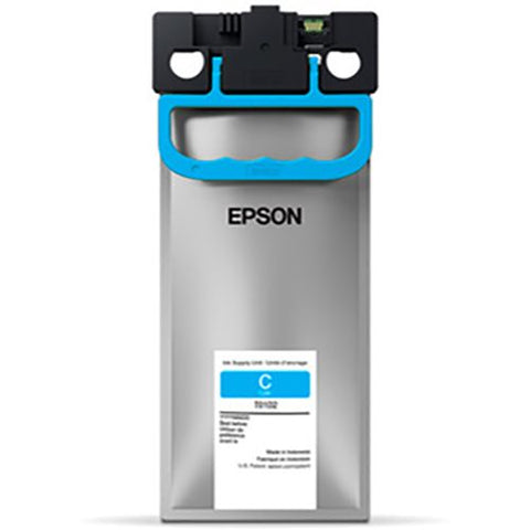 Epson Cyan Ink Pack 20,000 Pages (T01D220)
