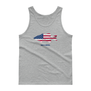 Smallmouth 'Made in America' - Tank top
