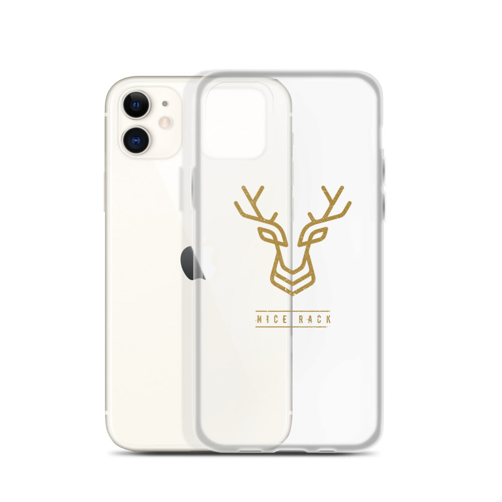 'Nice Rack' Slogan - Designer iPhone Case