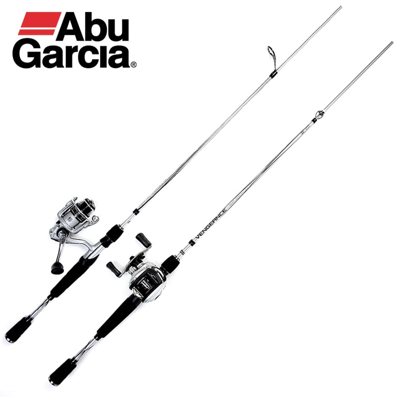 ABU Garcia VEGEANCE Spinning  Rod And Casting Fishing Rod