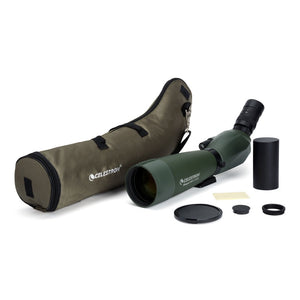Celestron Regal M2 80 F-ED 45degree 20x-60x Zoom Spotting Scope