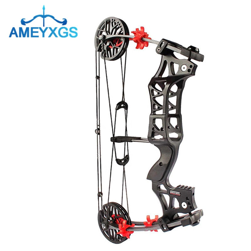 1M109E Archery Compound Bow Precision Steel Ball Bow Left/Right