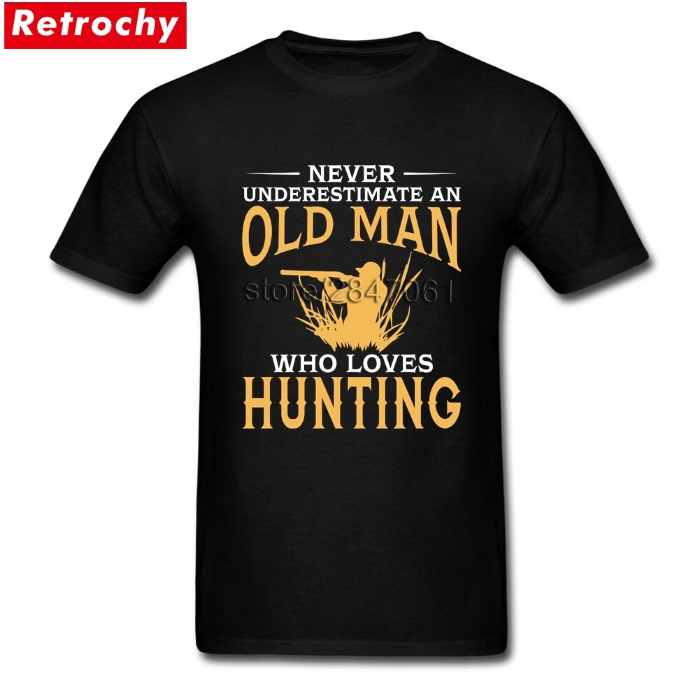 Urban Never Underestimate An Old Man Who Loves Hunting