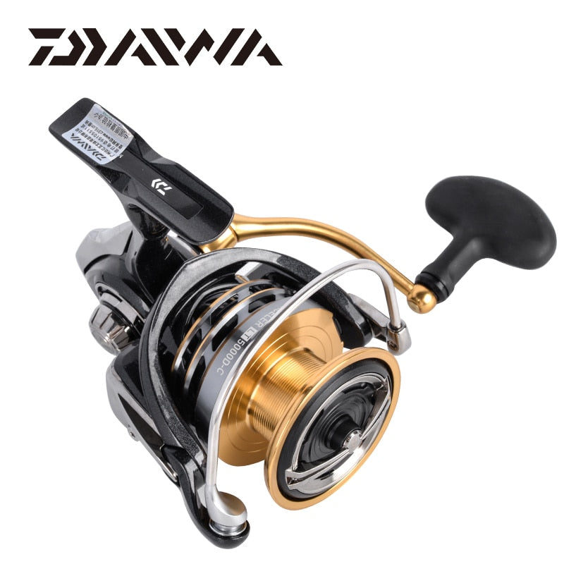 DAIWA EXCELER LT Spinning Fishing Reel 1000/2000/3000/4000/5000/6000 5.3:1