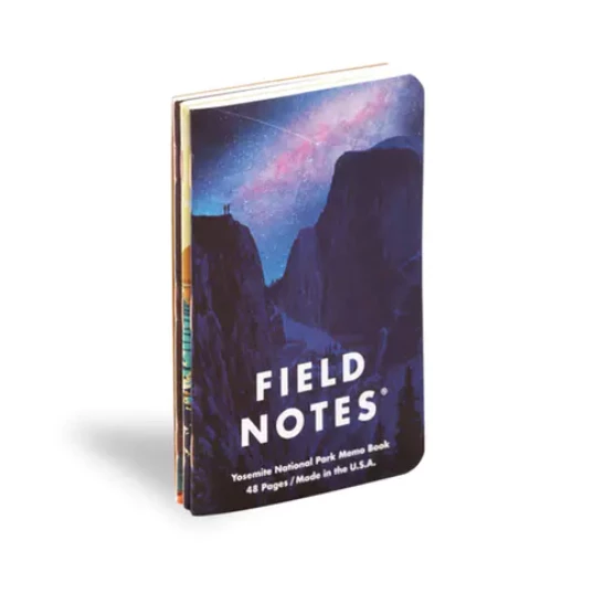 Field Notes National Parks Edition (3-Pack)