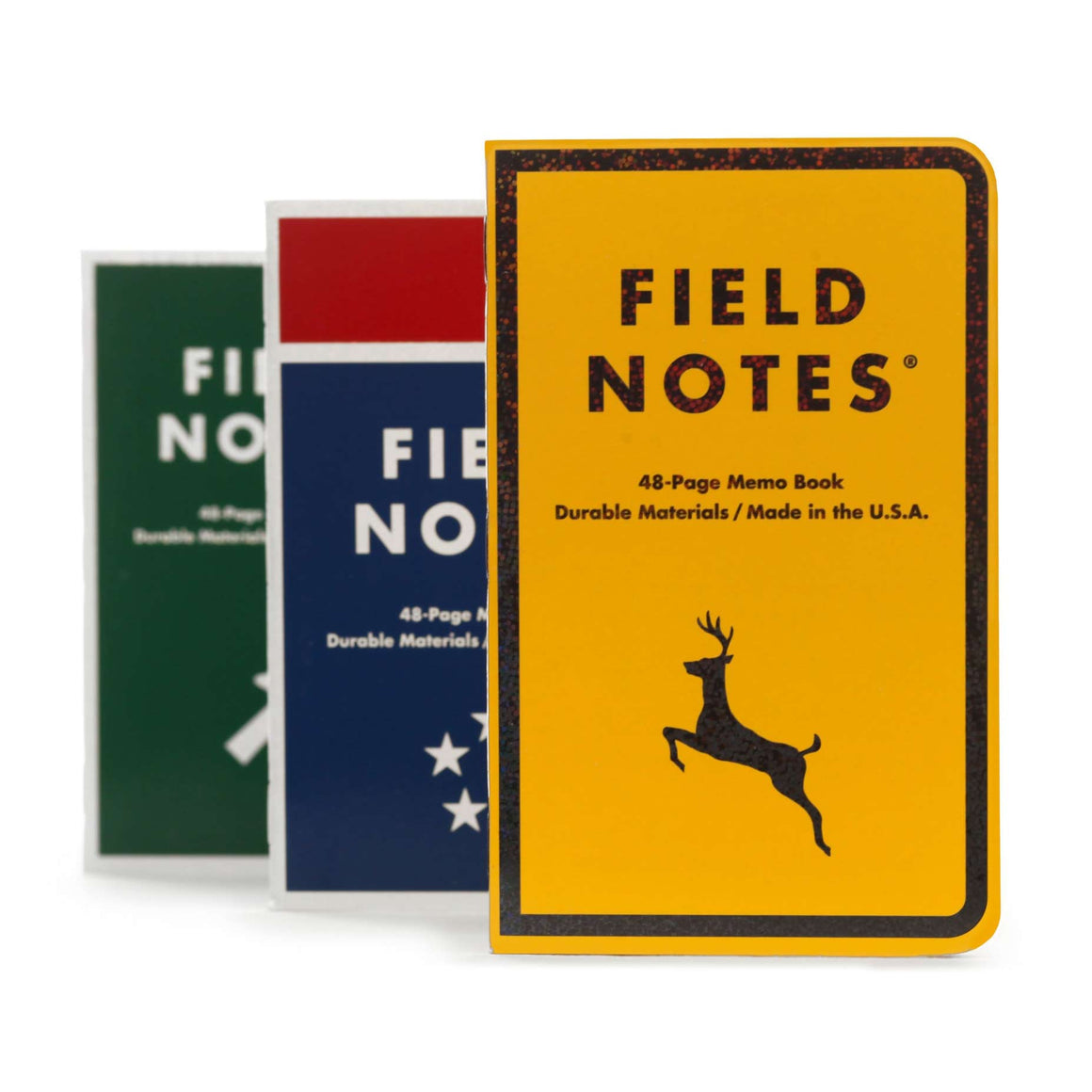 Field Notes Mile Marker Edition (3-Pack)